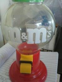 Vintage M&M Dispenser | eBay