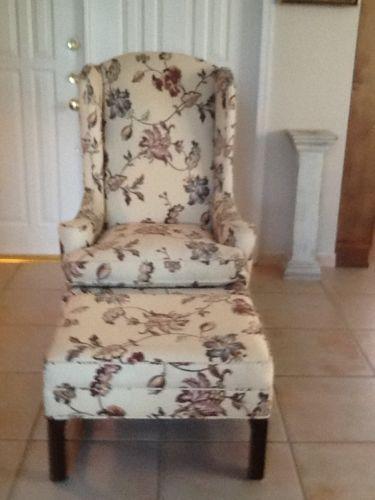 Ethan Allen Chair EBay