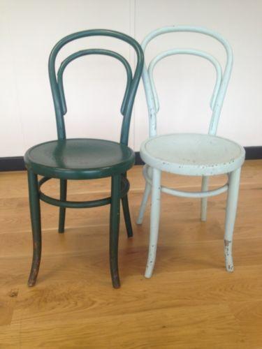 Bentwood Bistro Chair  eBay