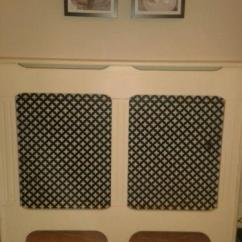 Chair Covers To Buy Chairs For Rooms Radiator Cover Bookcase | Ebay