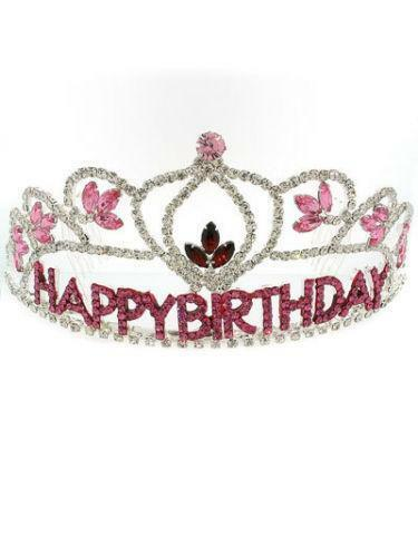 Birthday Tiara EBay