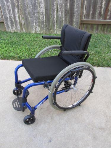 wheelchair ebay big living room chairs quickie 2