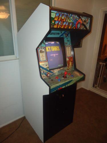 MS Pac Man Arcade Machine  eBay