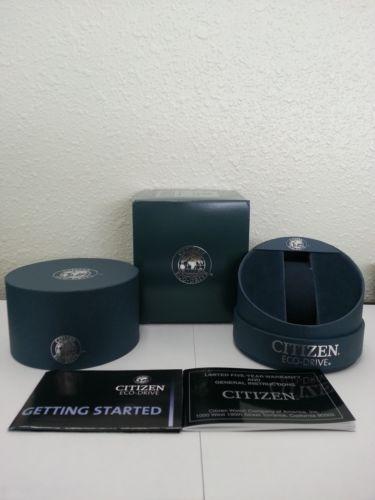 Citizen Watch Box EBay