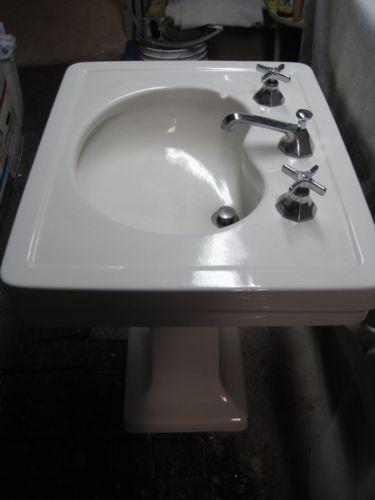 ebay kitchen sinks remodel ideas pictures vintage pedestal sink |