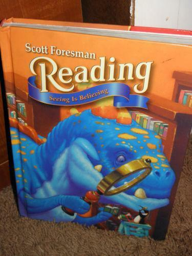 Scott Foresman Reading Books  Ebay