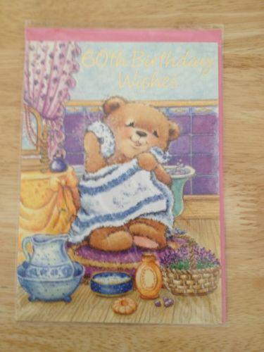 Handmade 60th Birthday Card EBay