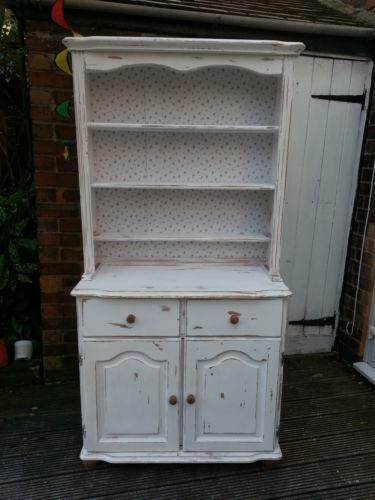 kitchen sideboard cabinet teal chairs welsh dressers | & dining room furniture ebay