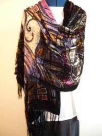 Velvet Shawl | eBay