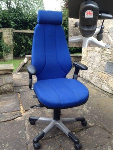 office chair herman miller aeron ergonomic las vegas rh logic: chairs | ebay