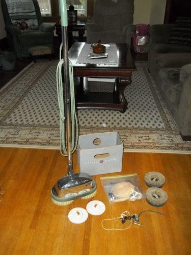 Electric Floor Cleaner