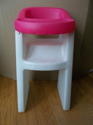Little Tikes High Chair  eBay