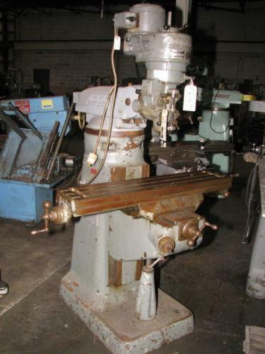 Used Milling Machines Ebay >> Benchmaster Vertical Mill For Sale Woodworking