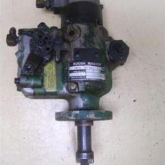 John Deere 260 Skid Steer Wiring Diagram 96 Civic Alternator Injection Pump Ebay