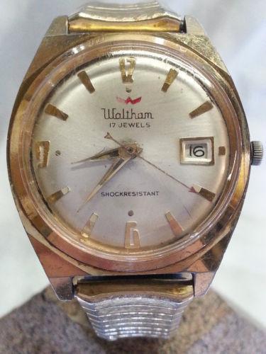 Waltham Wrist Watch EBay
