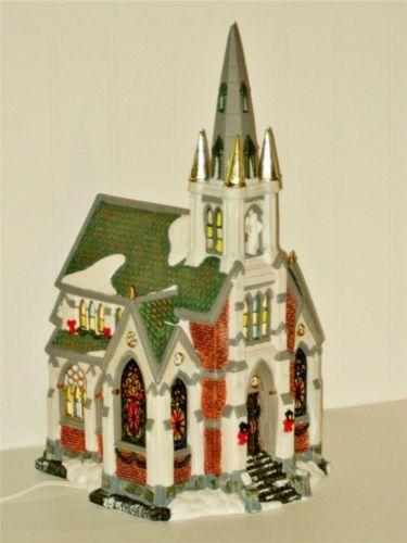 Grandeur Noel Village EBay