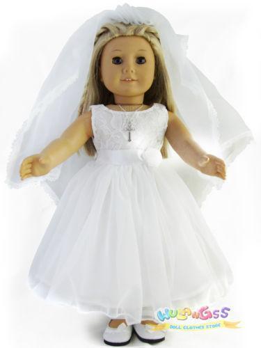 American Girl Communion Dress EBay