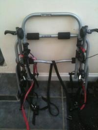 Halfords Car Bike Rack | eBay