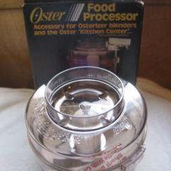 Braun Kitchen Appliances Outlets Oster Food Processor Attachment | Ebay