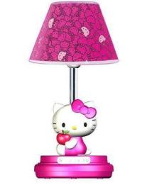 Hello Kitty Bedside Lamp | eBay