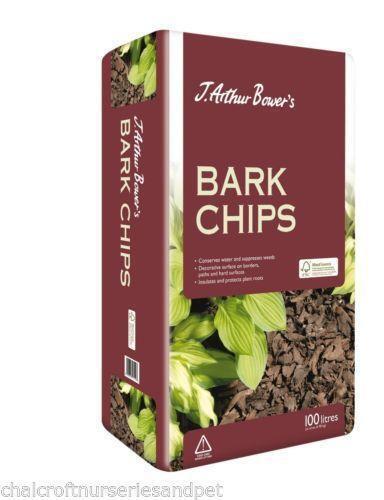 Bark Chippings  Garden  Patio  eBay