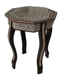 Octagon Coffee Table | eBay
