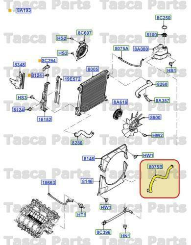 ford taurus cooling system diagram 2001 subaru outback fuse box heater hose wiring blog on 63 cadillac 2002