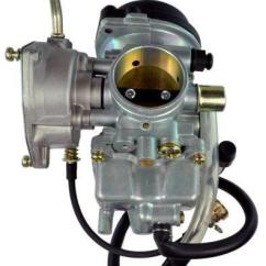 Suzuki Eiger 400 Carburetor Diagram 2003 Ford Windstar Vacuum Hose Ltz   Ebay