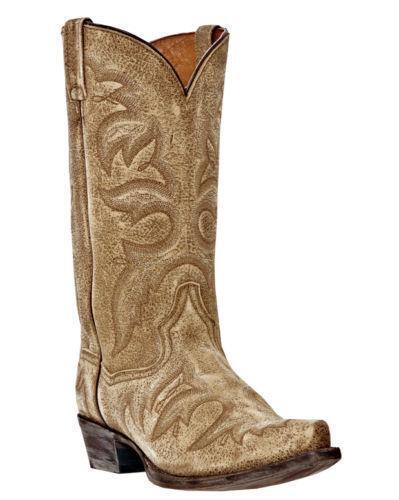 Mens Dan Post Cowboy Boots Ebay
