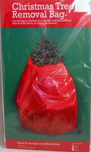 Christmas Tree Removal Bag  eBay