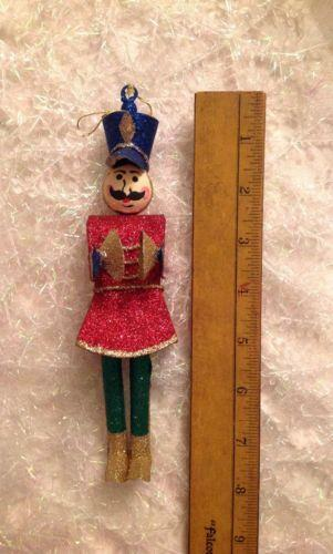 Toy Soldier Ornament EBay