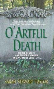 O' Artful Death (Sweeney St. George Mystery), Taylor, Sarah Stewart, Good Book