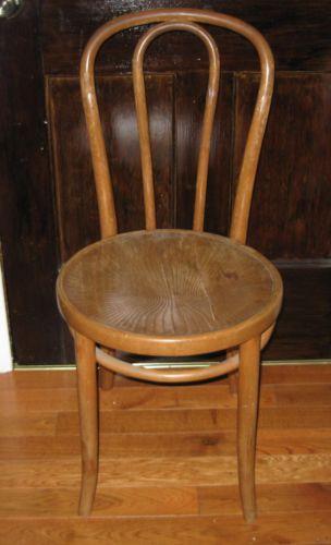 Vintage Bentwood Chair  eBay