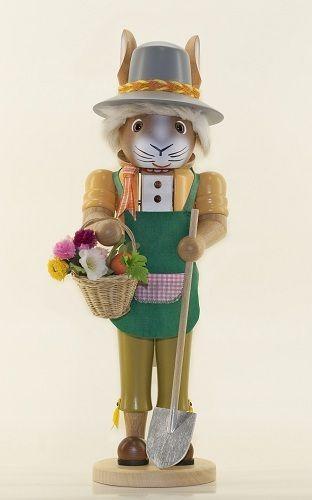 Bunny Nutcracker EBay