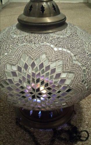 Moroccan Lamp  Moroccan Lighting  Furnishings  eBay