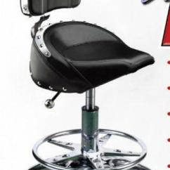 Swivel Chair Outdoor Ergonomic Without Wheels Motorcycle Bar Stool | Ebay