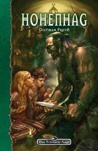 Dietmar Preuß : Hohenhag - DSA Das Schwarze Auge Fantasy Roman
