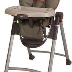 Target Space Saver High Chair Anti Gravity Lawn Graco | Ebay