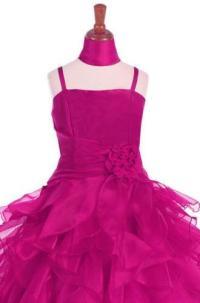 Girls Size 16 Formal Dress