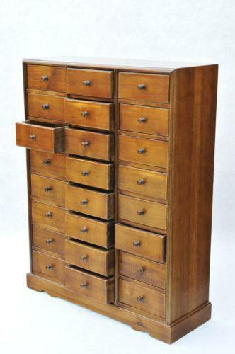 Collectors Cabinet Drawers  eBay