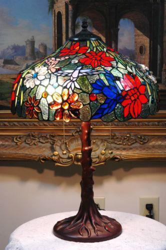 Tiffany Hummingbird Lamp  eBay