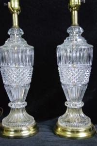 Lead Crystal Lamp | eBay