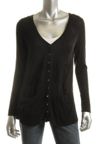Long Black Cardigan Sweaters  eBay
