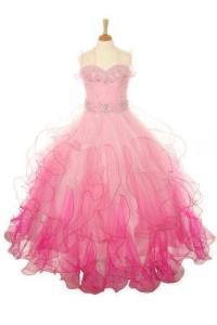 Girls Glitz Pageant Dresses Size 12   eBay