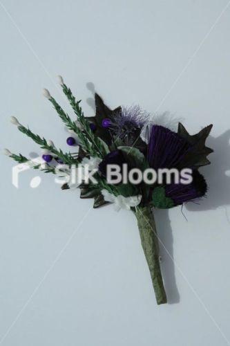 Scottish Thistle Flowers EBay