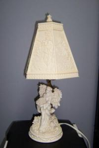 Angel Table Lamp | eBay