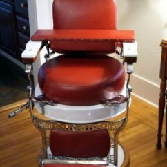 Keller Barber Chair Parts Musical Chairs Music For Kids Koken Ebay