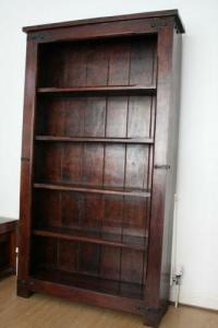 Used Solid Wood Bookcases   eBay