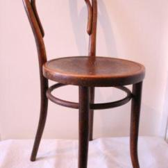 Vintage Bentwood Chairs Office Swivel Chair | Ebay