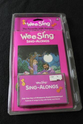 Wee Sing Cassette EBay